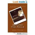 beyond the rails.